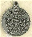 Levi's Pentacle Amulet Pendant Talisman