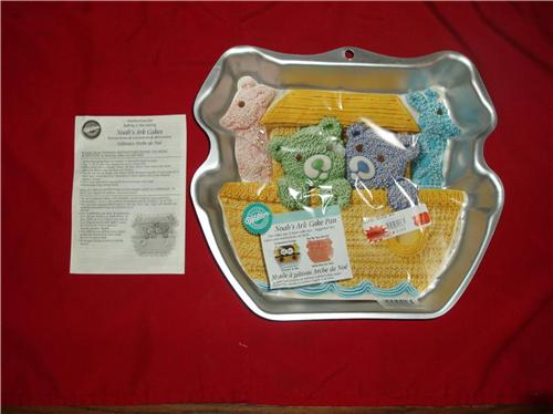 wilton noahs ark cake pan new baby shower cake pan rottieprincess
