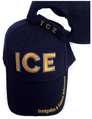 Ice Immigration Amp Customs Enforcement Hat Baseball Style