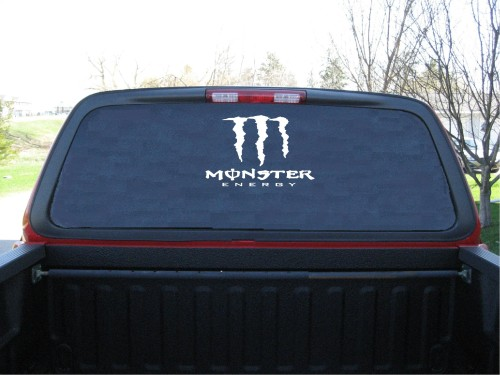 Graphics For Monster Energy Rear Window Graphics Www - Auto window graphics