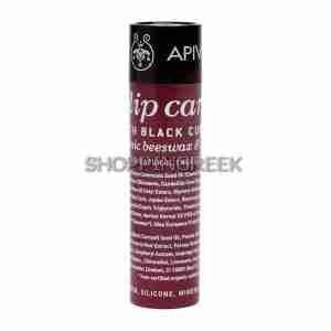 Apivita Propoline Lip Aid Black Currant Shade
