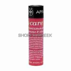 Apivita Propoline Lip Aid Pomegranate Shade
