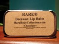 BARE Chocolate Beeswax Lip Balm