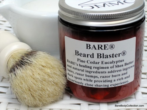 "BARE ""BEARD BLASTER"" Foaming Shaving Cream"