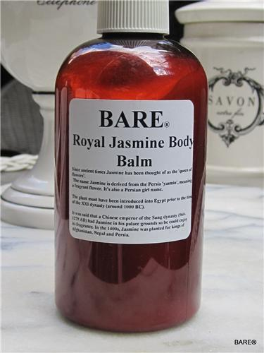 BARE Jasmine Hand & Body Lotion