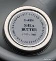 BARE Shea Butter Unscented .5 oz.