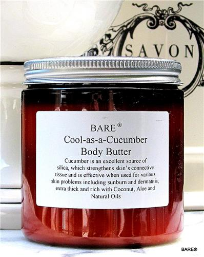 BARE Cool-as-a-Cucumber Body Butter
