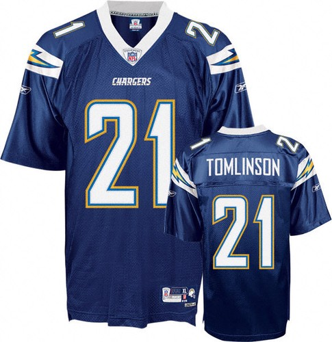 San Diego Chargers Football Jersey: American Football Shirts - San Diego Chargers