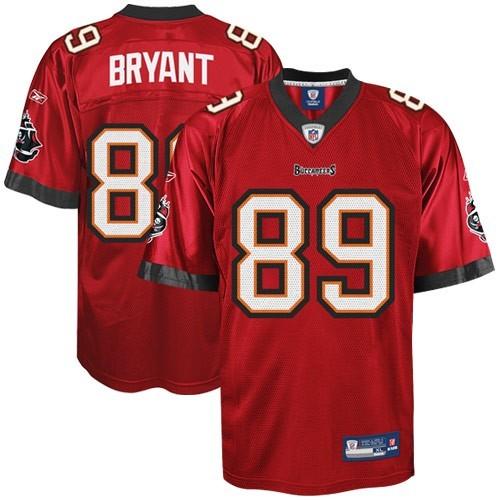 Reebok Tampa Bay Buccaneers Antonio Bryant NFL Jersey