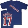 New York Rangers Brandon Dubinsky NHL Jersey T-Shirt.JPG
