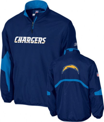 San Diego Chargers Clothing: American Football Top