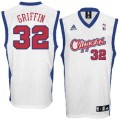 NBA Los Angeles Clippers 32 Blake Griffin White nba Jersey.jpeg