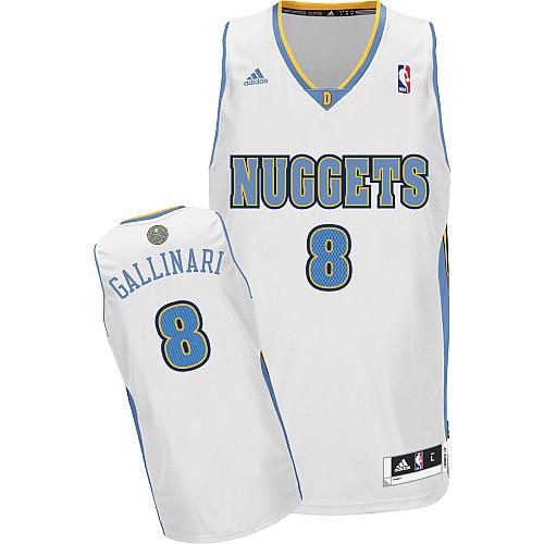 Denver Nuggets Youth Basketball: Kids Basketball Jerseys