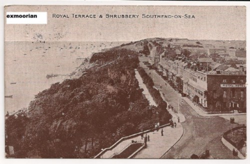 Southend on sea essex royal terrace and shrubbery old for 1 royal terrace southend on sea