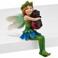 Fairy Garden Guardian Shelf Pot Sitter Department 56 4039863
