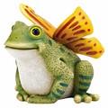 Slick Garden Guardian Magical Frog Department 56 4039879