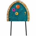 Blue Jeweled Garden Guardian Door Department 56 4039872