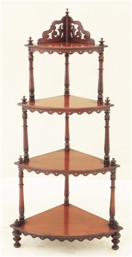 Antique 19th Century Victorian mahogany whatnot shelves  : 4152489 from priorwillisantiques.auctivacommerce.com size 258 x 500 jpeg 15kB