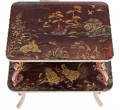 Antique 19C Chinoiserie etagere side centre table occasional 031e.jpeg