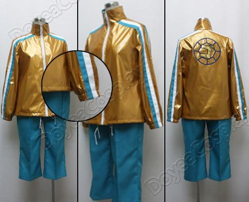 Samurai Sentai Shinkenger Shinken Gold Modified Cosplay ...