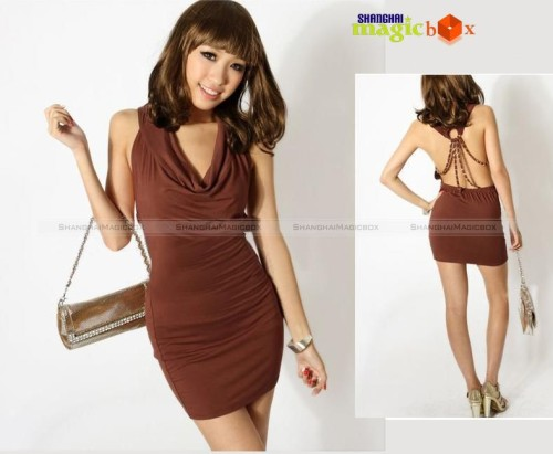 Chain Metal Dress