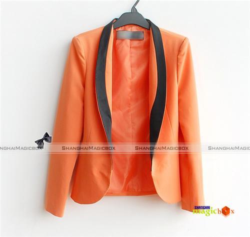 Women Fashion Slim Suit Top Coat Jacket 4 Colors #WSUIT029