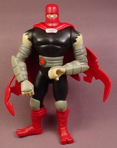 Teenage Mutant Ninja Turtles 2003 Toys : Tmnt foot elite guard action figure playmates