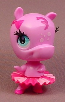 Littlest Pet Shop Hippo Littlest Pet Shop #239...