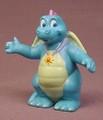 Dragon Tales Ord PVC Figure, 2 5/8 Inches Tall, Figurine, 2000 Hasbro