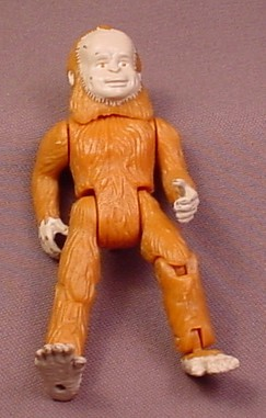 Land Of The Lost Stink Caveboy Action Figure, 3 7/8 Inches Tall, Old TV Show, 1995
