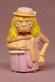 E.T. The Extra-Terrestrial Alien Dressed As A Girl PVC Figure, Purple Dress & Blue Hat