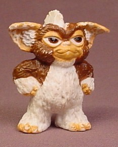 Gremlins Movie Stripe PVC Figure, 2 3/8 Inches Tall, 1984 Warner Brothers