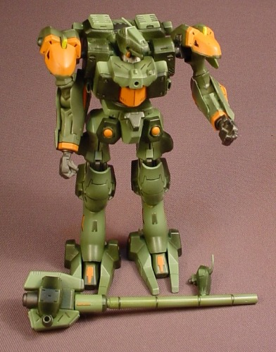 Armored Core 2 High End Action Figure, #03, Another Age, 6 Inches Tall, Mech, 2001 Kotobukiya