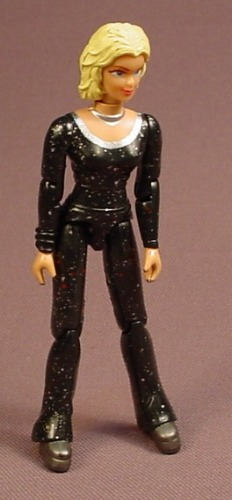 WOW Action Girls Wow Power Rock Star Sheila Action Figure, 3 7/8 Inches Tall, The Glamour Set Series