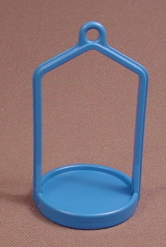 Playmobil Blue Round Tray With A Lifting Handle Or Swing To Lift Up To A Barn Loft, 3072 3909