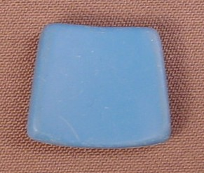 Playmobil Blue Seat Cushion For A Straight Backed Chair, Victorian, 3021 3098 3285 3938 4192 4790