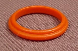 Playmobil Dark Orange Brown Headband With 2 Layers, Head Band, 3040 3097 3255 3367 3996 4775
