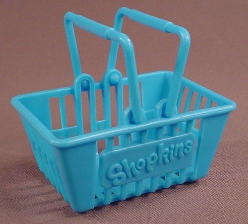 Shopkins Season 1 Blue Shopping Bags /& Baskets Combined Post