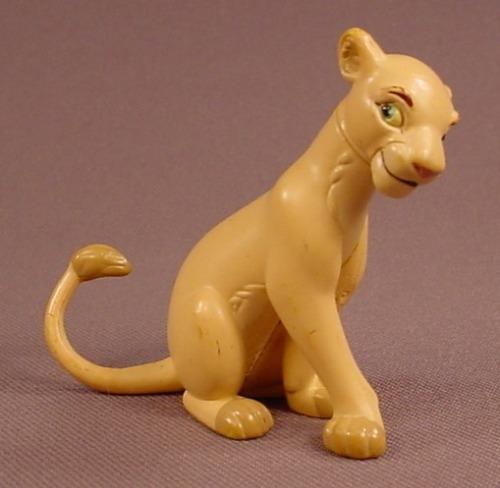 Disney The Lion King Sarabi The Lioness PVC Figure, 2 1/4 Inches Tall, Hasbro, Figurine
