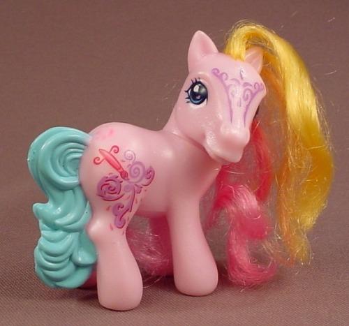 My Little Pony Toola Roola, 2008 McDonalds, Hasbro