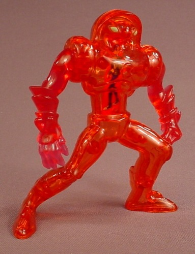 Ben 10 Ultimate Alien Ultimate Water Hazard Figure, 4 Inches Tall, 2011 McDonalds, The Arms Move