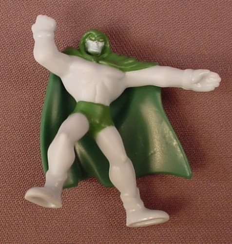 Batman The Brave & The Bold The Spectre Figure, 2 Inches Tall, 2011 McDonalds