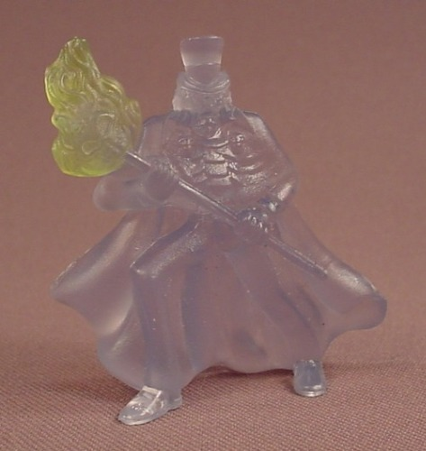 Batman The Brave & The Bold Gentleman Ghost Figure, 2 Inches Tall, 2011 McDonalds