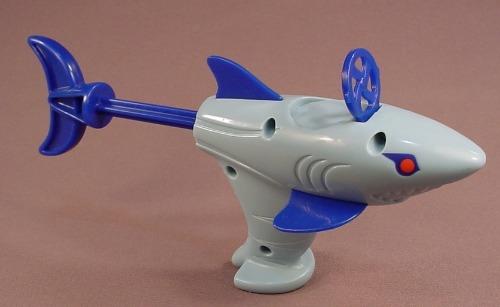Shark Boy & Lava Girl Water Squirter Toy, 2005 McDonalds