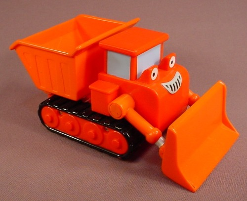 Bob The Builder Talking Muck The Dump Truck, 6 1/2 Inches Long, 2005 Learning Curve