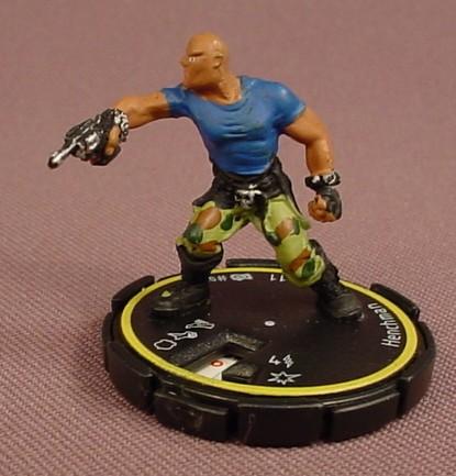 Heroclix Henchman 016 Rookie Common Marvel Infinity Challenge 2002