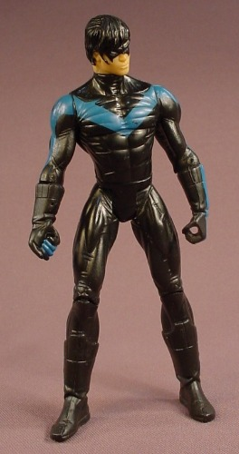 Batman Nightwing Action Figure, 6 Inches Tall, From Batman & Nightwing 2 Packs, 2003