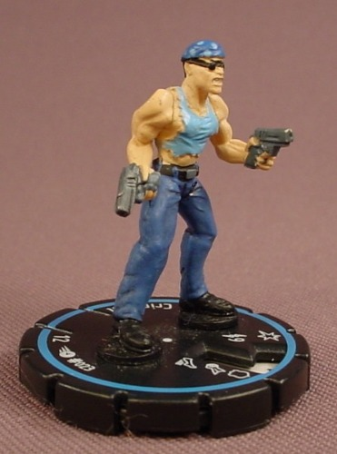 Heroclix Criminal #023, Experienced, Common, DC Comics Hypertime, 2002