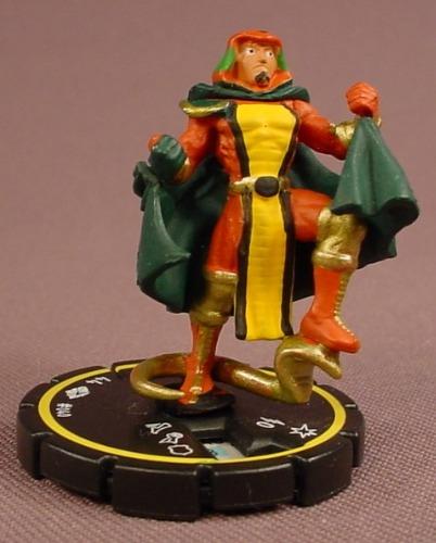 Heroclix Kobra #040, Rookie, Uncommon, DC Comics Unleashed, 2004