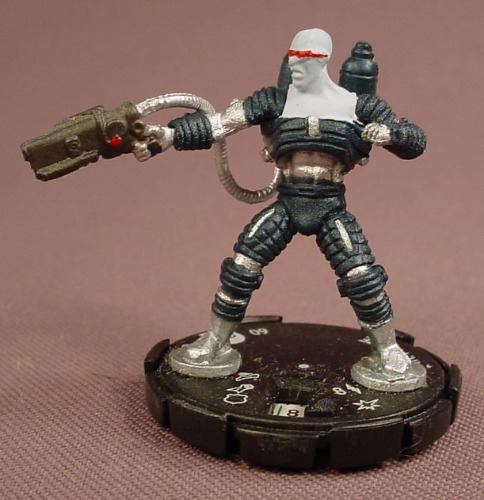 Heroclix Mr Freeze #1-24, DC Classics Arkham Asylum Escape